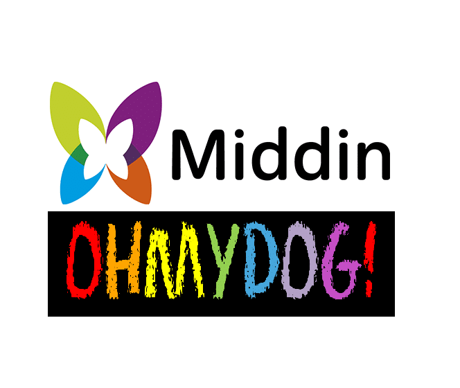 samenwerking middin en oh my dog